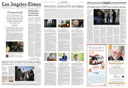 Los Angeles Times – September 09, 2021