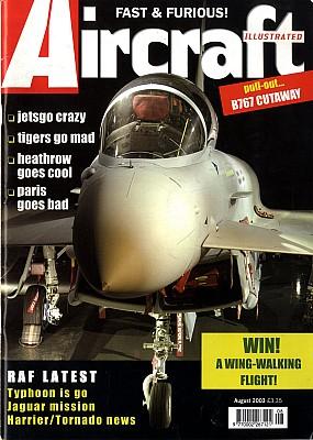 Aircraft Illustrated - Vol 36 No 08 (2003 - 08)