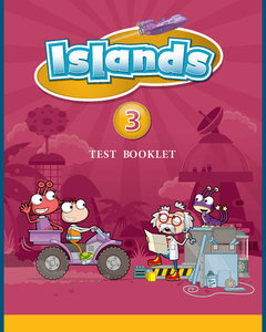 ENGLISH COURSE • Islands • Level 3  • Test Booklet (2012)