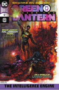 The Green Lantern - Season Two 12 (of 12) (2021) (Webrip) (The Last Kryptonian-DCP