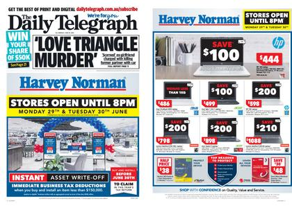 The Daily Telegraph (Sydney) – June 29, 2020