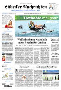Lübecker Nachrichten Ostholstein Süd - 23. Mai 2019