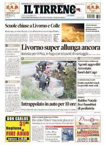 Il Tirreno Livorno - 11 Dicembre 2017