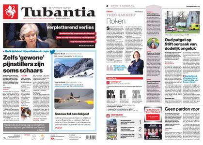 Tubantia - Enschede – 16 januari 2019