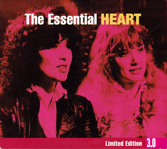 Heart - The Essential Heart (Limited Editon 3.0) (2008) 3CD Set [Re-Up]