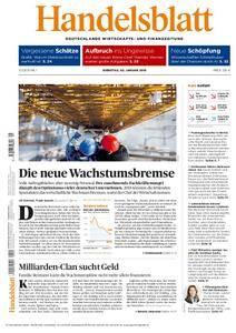 Handelsblatt - 02. Januar 2018