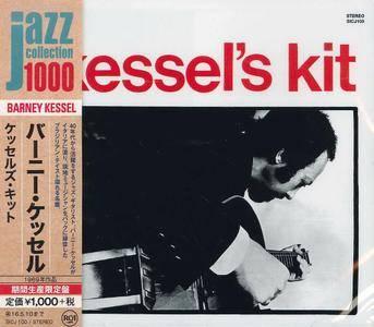 Barney Kessel - Kessel's Kit (1969) {2015 Japan Jazz Collection 1000 Columbia-RCA Series SICJ 100}