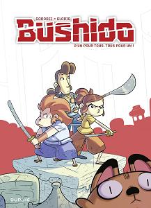 Bushido - Tome 2 - Un Pour Tous, Tous Pour Un!