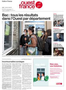 Ouest-France Édition France – 07 juillet 2021