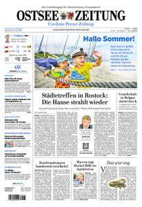 Ostsee Zeitung Wolgast - 20. Juni 2018