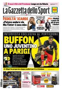 La Gazzetta dello Sport Roma – 19 ottobre 2018