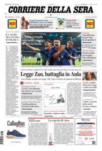 Corriere della Sera - 7 Luglio 2021