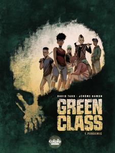 Green Class 01-Pandemic 2019 Europe Comics Digital