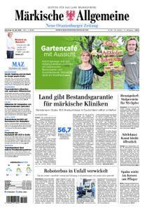 Neue Oranienburger Zeitung - 16. Juli 2019