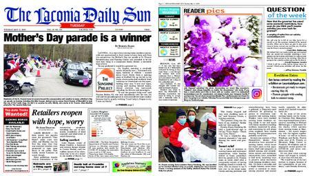 The Laconia Daily Sun – May 12, 2020