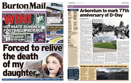 Burton Mail – May 05, 2021