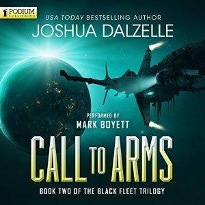 Call to Arms: Black Fleet Trilogy, Book 2 by Mark Boyett