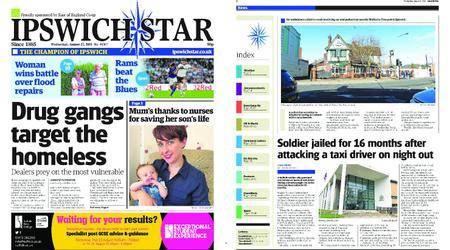 Ipswich Star – August 22, 2018