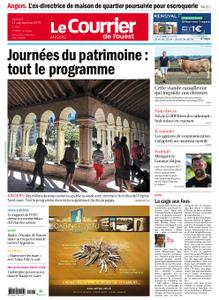 Le Courrier de l'Ouest Angers – 21 septembre 2019