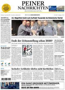 Peiner Nachrichten - 01. September 2018