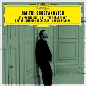 Shostakovich - Symphonies Nos. 4 & 11 - Boston Symphony Orchestra, Andris Nelsons (2018) {2CD Set Deutsche Grammophon 483 5220}