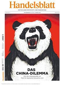 Handelsblatt - 18. Januar 2019