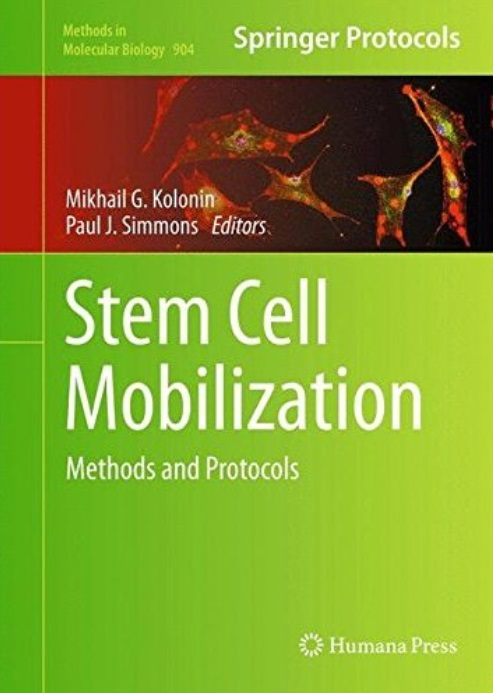Stem Cell Mobilization: Methods and Protocols