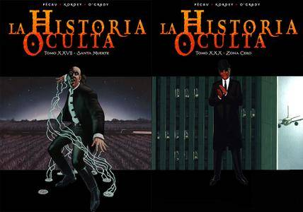 La Historia Oculta (Vol.27): Santa Muerte y (Vol.30) Zona Cero