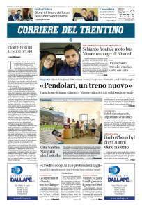 Corriere del Trentino - 15 Aprile 2018