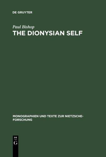 The Dionysian Self: C.G. Jung's Reception of Friedrich Nietzsche
