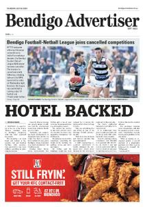 Bendigo Advertiser - July 2, 2020