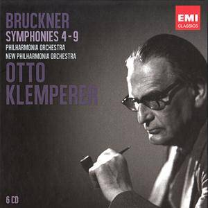 Otto Klemperer - Bruckner: Symphonies No 4-9 (2012) (6CD Box Set) (REPOST)