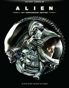 Alien (1979) [Theatrical Cut, Remastered]