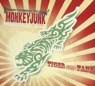 MonkeyJunk - Tiger In Your Tank (2009) {2014, Reissue}