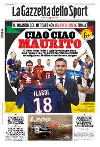 La Gazzetta dello Sport Puglia – 03 settembre 2019