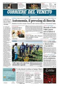 Corriere del Veneto Vicenza e Bassano – 13 febbraio 2020