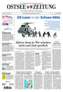 Ostsee Zeitung Wolgast - 27. Dezember 2018