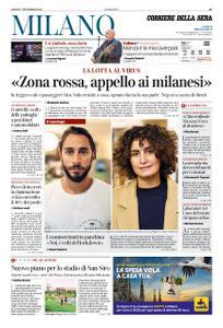 Corriere della Sera Milano – 07 novembre 2020