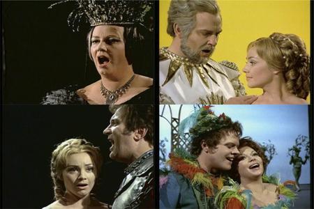 Mozart - Die Zauberflöte (Horst Stein, Nicolai Gedda, Dietrich Fischer-Dieskau, Cristina Deutekom, Edith Mathis) [2006 / 1971]