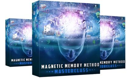 Anthony Metivier - Memory Masterclass