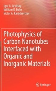 Photophysics of Carbon Nanotubes Interfaced with Organic and Inorganic Materials (repost)