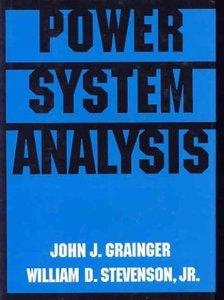 Power System Analysis (Repost)