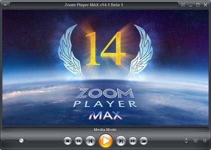 Zoom Player MAX 14.6 Beta 2