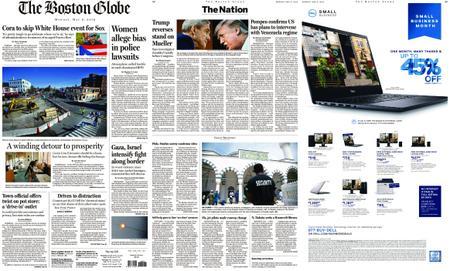 The Boston Globe – May 06, 2019