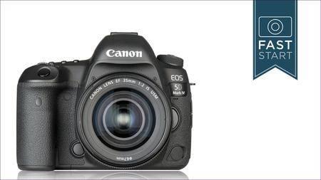 Canon® EOS 5D Mark IV Fast Start