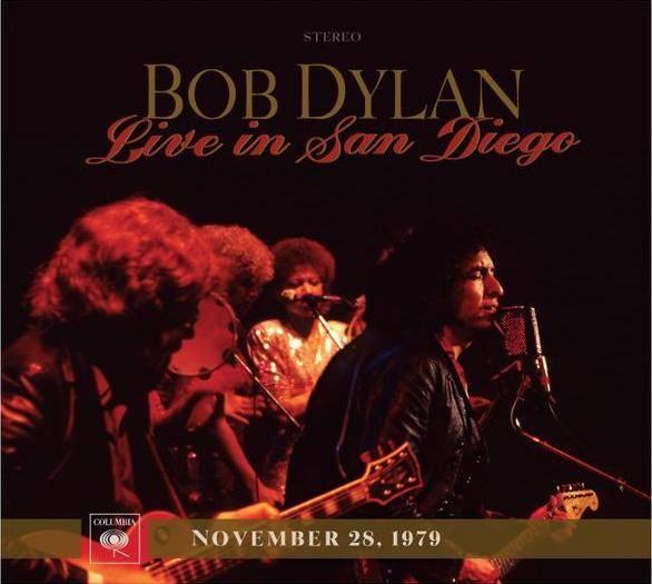Bob Dylan - Live In San Diego (2017)