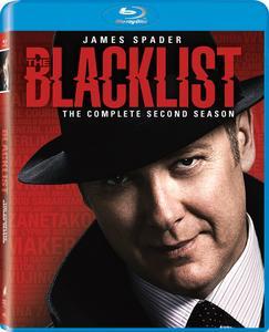 The Blacklist (2014) [Complete Season 2]