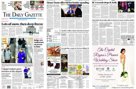 The Daily Gazette – January 19, 2019