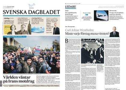 Svenska Dagbladet – 04 januari 2020