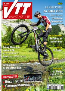 VTT Magazine - août 2019